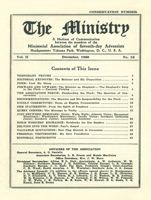 December 1929 cover image