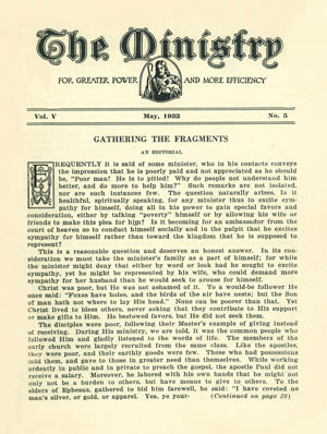 May 1932 cover image
