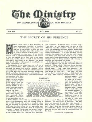 May 1934 cover image
