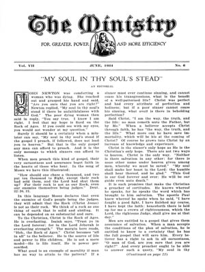 June 1934 cover image