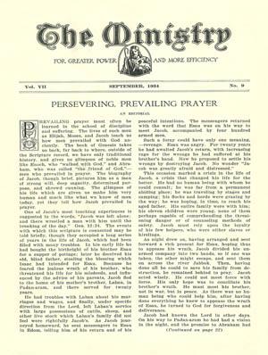 September 1934 cover image