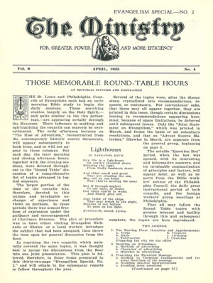 April 1935 cover image