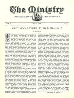 July 1935 cover image