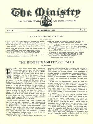 September 1936 cover image