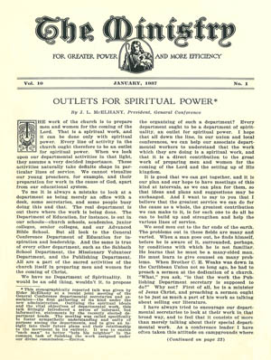 January 1937 cover image