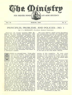 March 1937 cover image