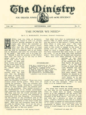 September 1937 cover image