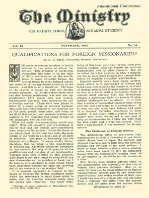 November 1937 cover image