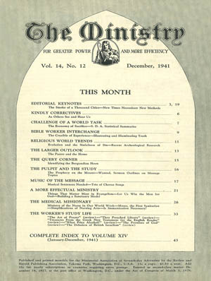 December 1941 cover image