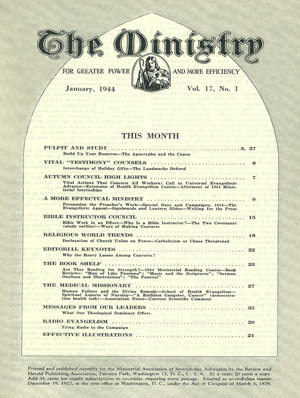 January 1944 cover image