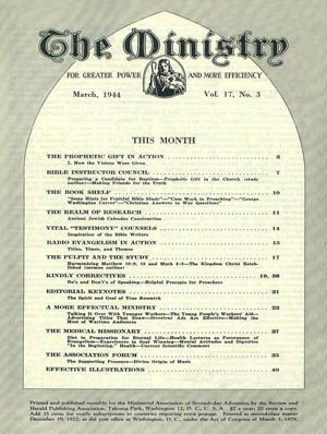 March 1944 cover image