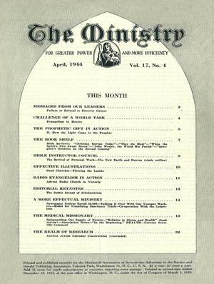 April 1944 cover image