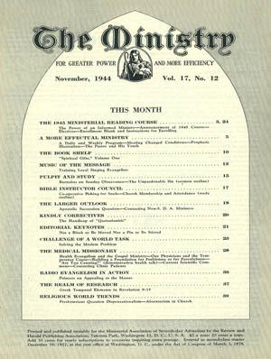 Novemer 1944 cover image
