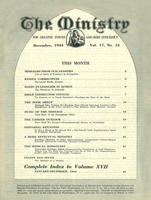 December 1944 cover image