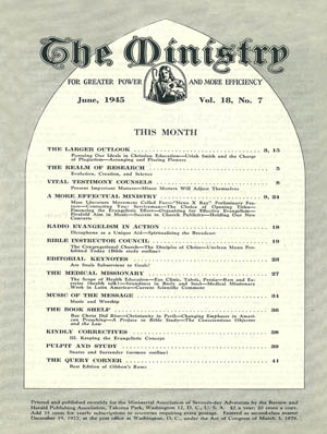 June 1945 cover image