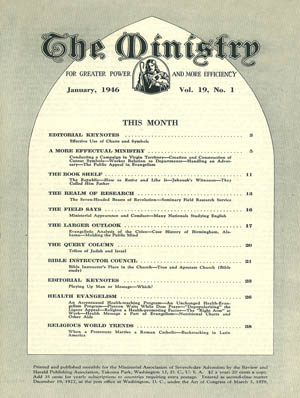 January 1946 cover image
