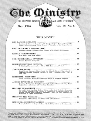 May 1946 cover image