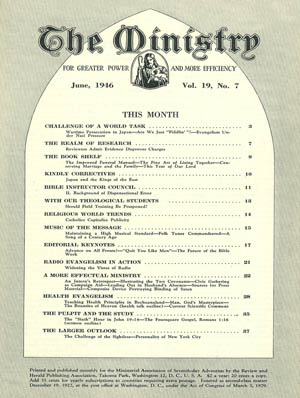 June 1946 cover image