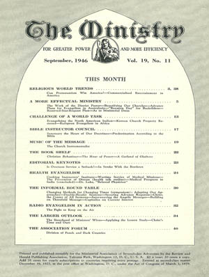 September 1946 cover image