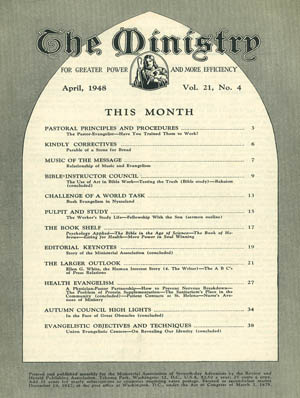 April 1948 cover image