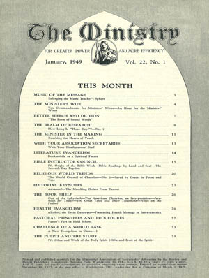 January 1949 cover image