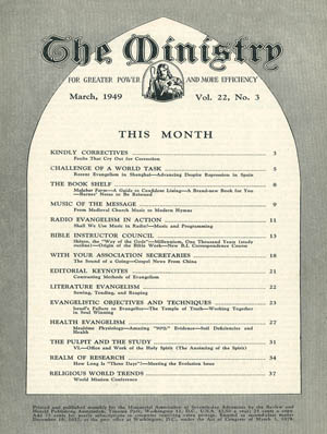 March 1949 cover image