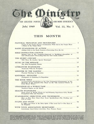 July 1949 cover image
