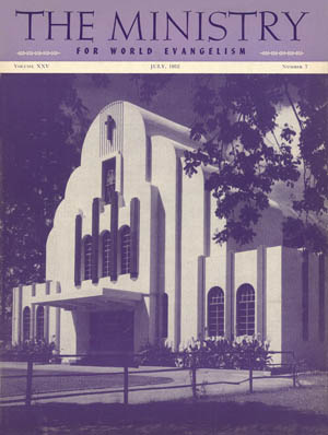 July 1952 cover image