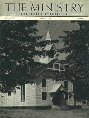 August 1952 cover image