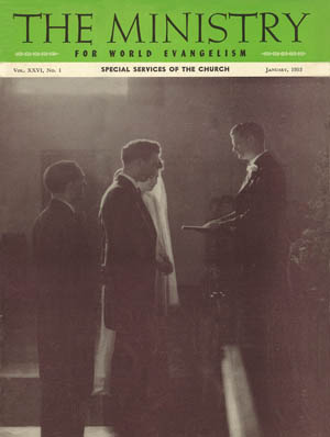 January 1953 cover image