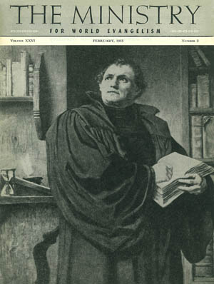February 1953 cover image