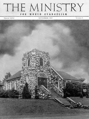September 1953 cover image