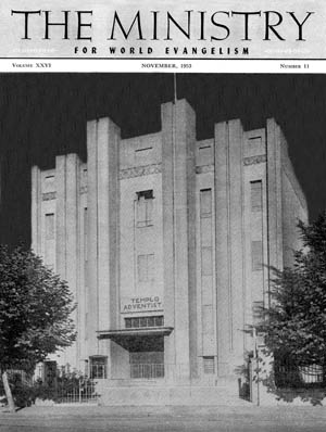 November 1953 cover image