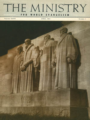 April 1954 cover image