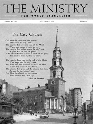 September 1955 cover image