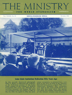 October 1955 cover image