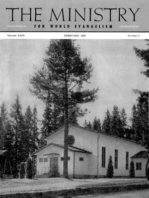 February 1956 cover image