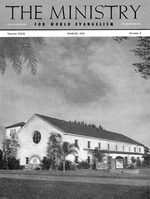 March 1956 cover image