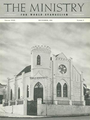September 1956 cover image
