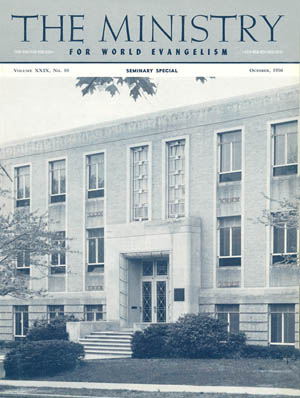 October 1956 cover image