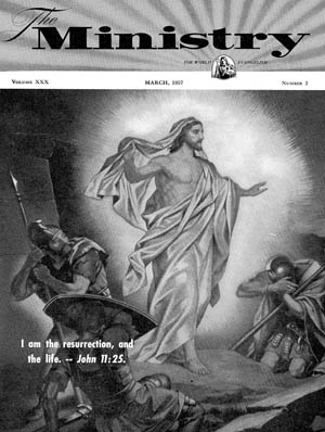 March 1957 cover image