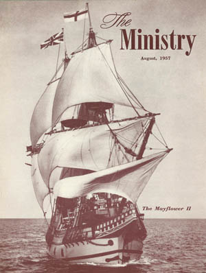 August 1957 cover image