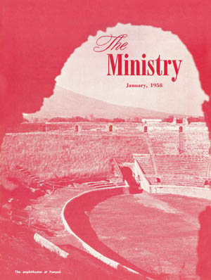 January 1958 cover image