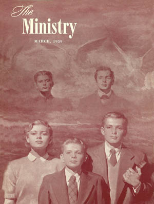 March 1959 cover image