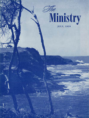 July 1959 cover image