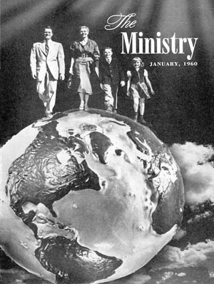 January 1960 cover image