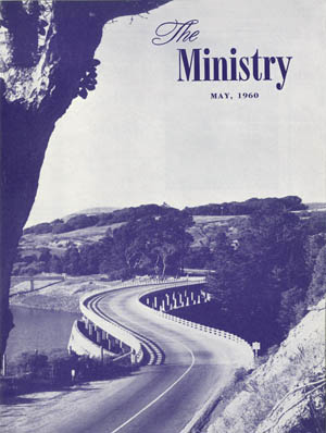 May 1960 cover image