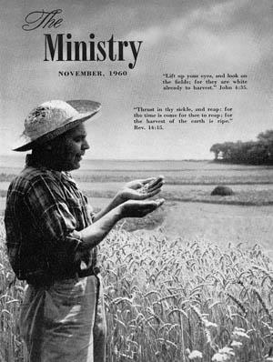 November 1960 cover image