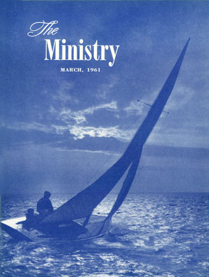 March 1961 cover image