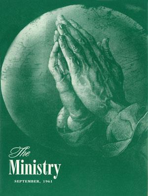 September 1961 cover image